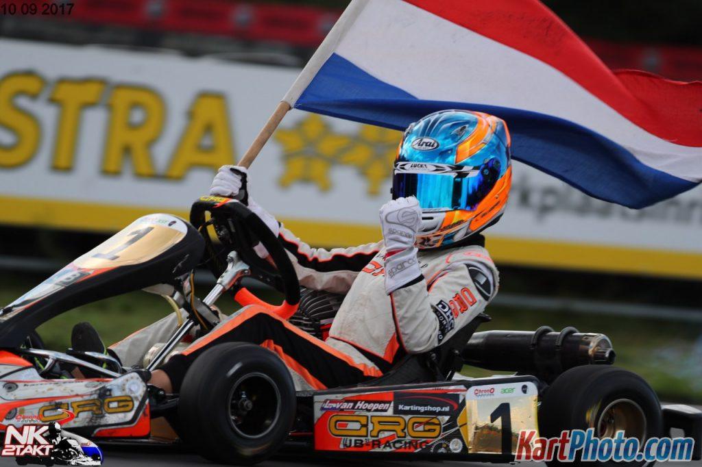 NK karten - Outdoor Karting Circuit De Landsard